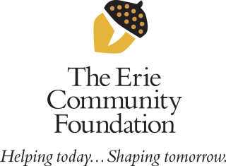 The Erie Community Foundation provided a grant to support this project!